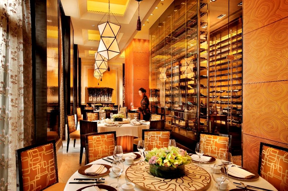 澳门四季酒店的「紫逸轩」