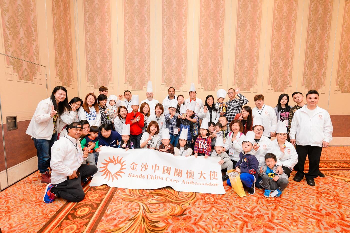 共庆复活节 - 金沙中国关怀大使