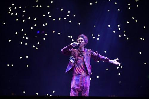 陳柏宇Speechless Live In Concert 2018演唱會澳門站》-澳門威尼斯人金光綜藝館