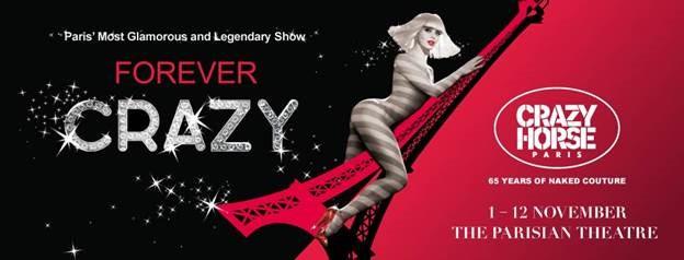 'FOREVER CRAZY'