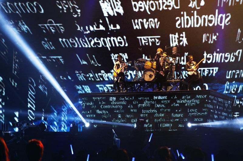 《五月天 LIFE [人生無限公司] 巡迴演唱會 澳門站》- 澳門威尼斯人金光綜藝館