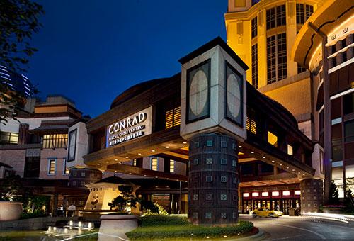 澳门金沙城中心康莱德酒店