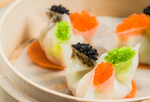 Delight in New Creative Dim Sum