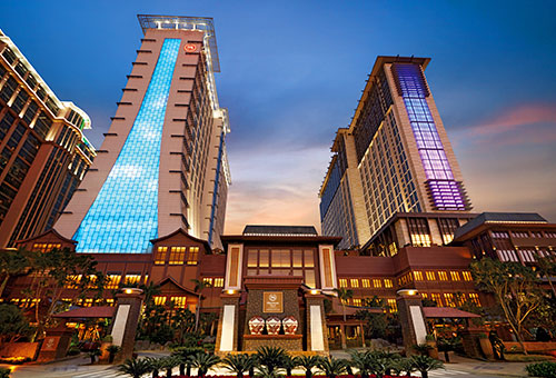 Sheraton Grand Macao, Cotai Strip