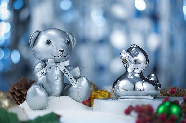 節日珍藏小熊及繽紛冬日醉人聖誕體驗