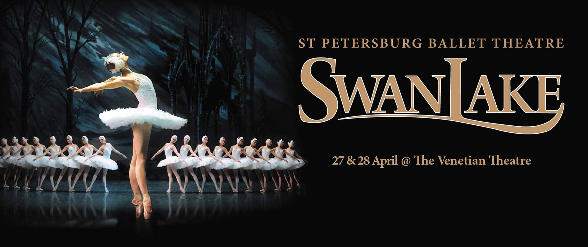 St Petersburg Ballet - Swan Lake