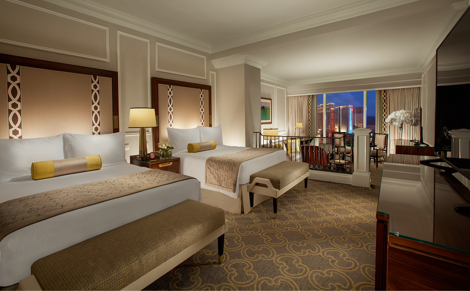 The Venetian Macao Suite Living Area