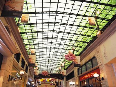 澳门巴黎人购物广场