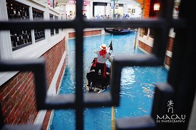 澳门威尼斯人度假村—大运河购物中心