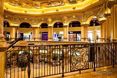 澳门金沙城购物中心