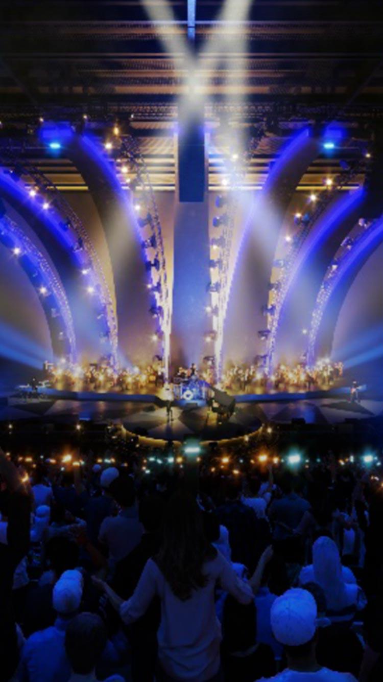 The Londoner Arena