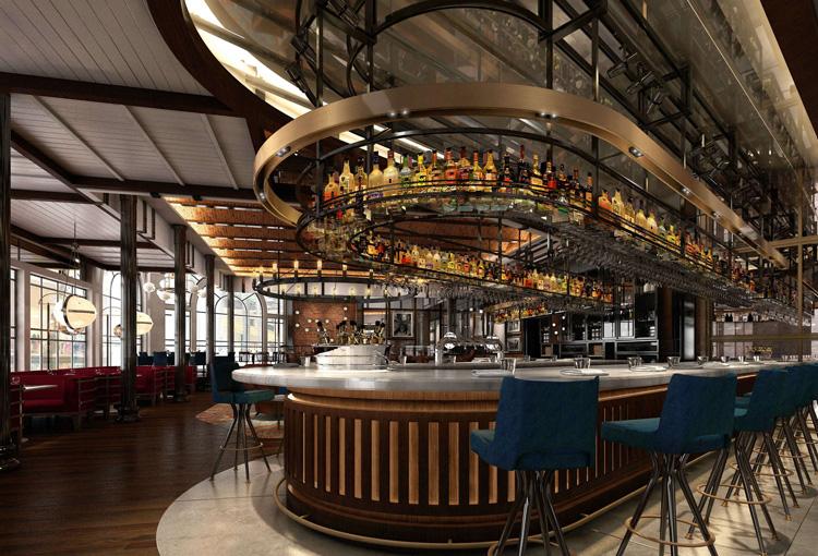 澳門倫敦人 - 戈登拉姆齊英式酒吧