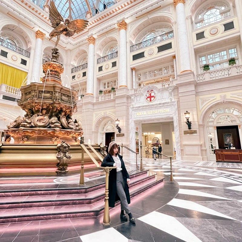 Crystal Palace at Londoner Macao