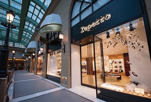 巴黎人购物中心