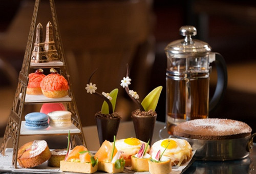 Afternoon Tea Set promotion - Brasserie