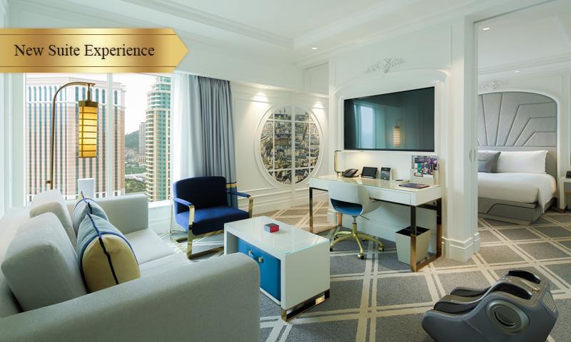 Parisian Macao Champagne Suite