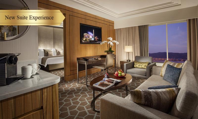 Parisian Macao Lyon Suite