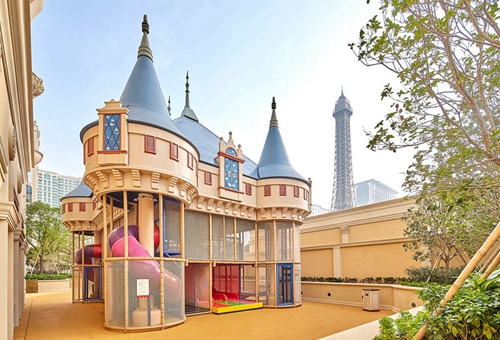Qube Kingdom Kid's Play Zone