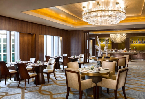 Conrad Club Lounge Offer