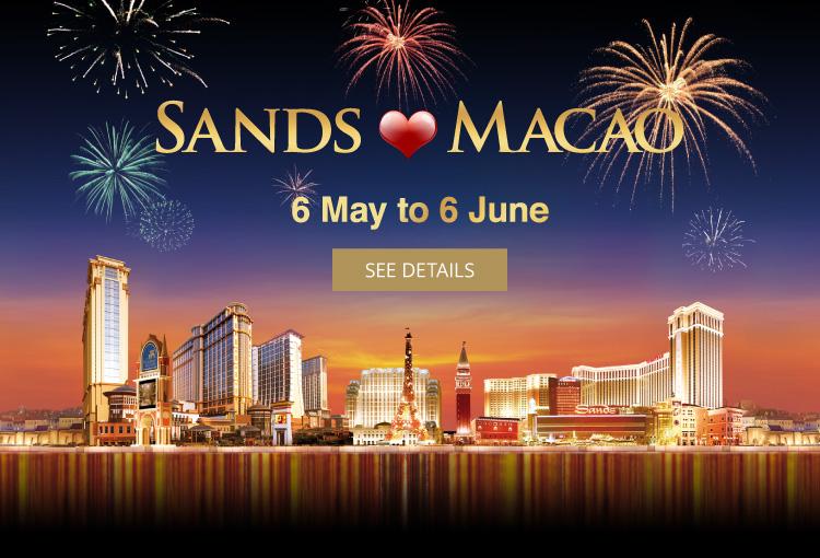 Sands Loves Macao