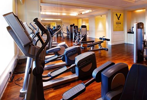 V健身中心