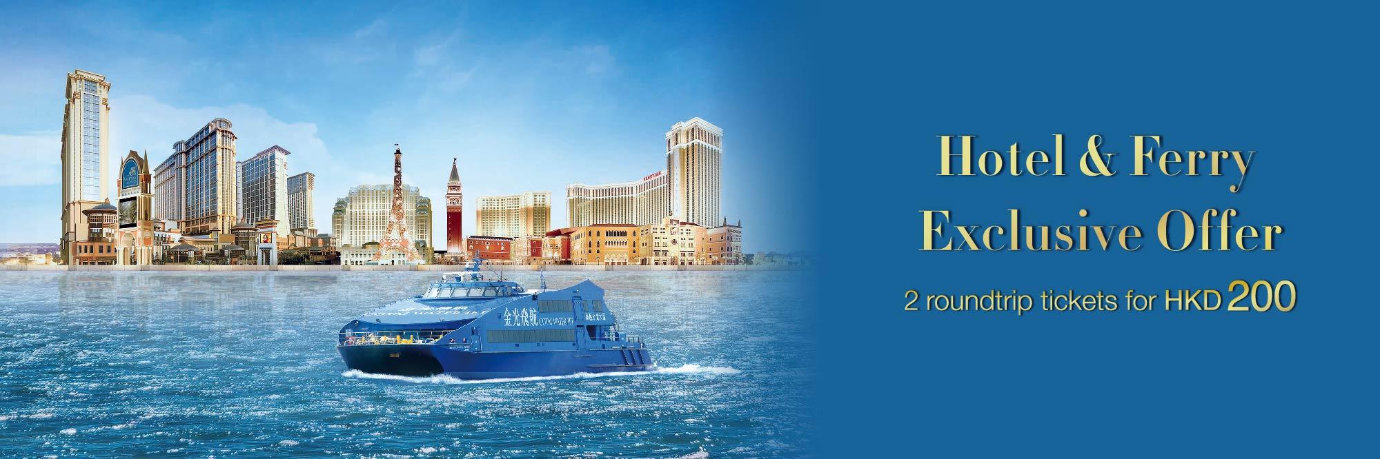 Sands Resorts Buffet Pass