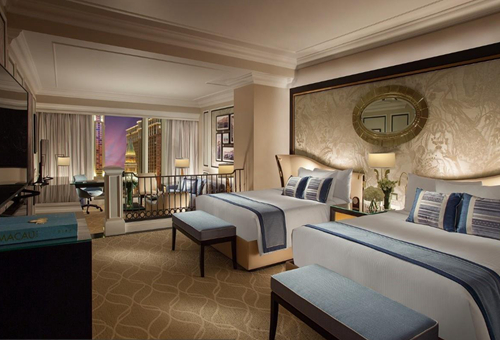 Indulge In Extraordinary New Suites