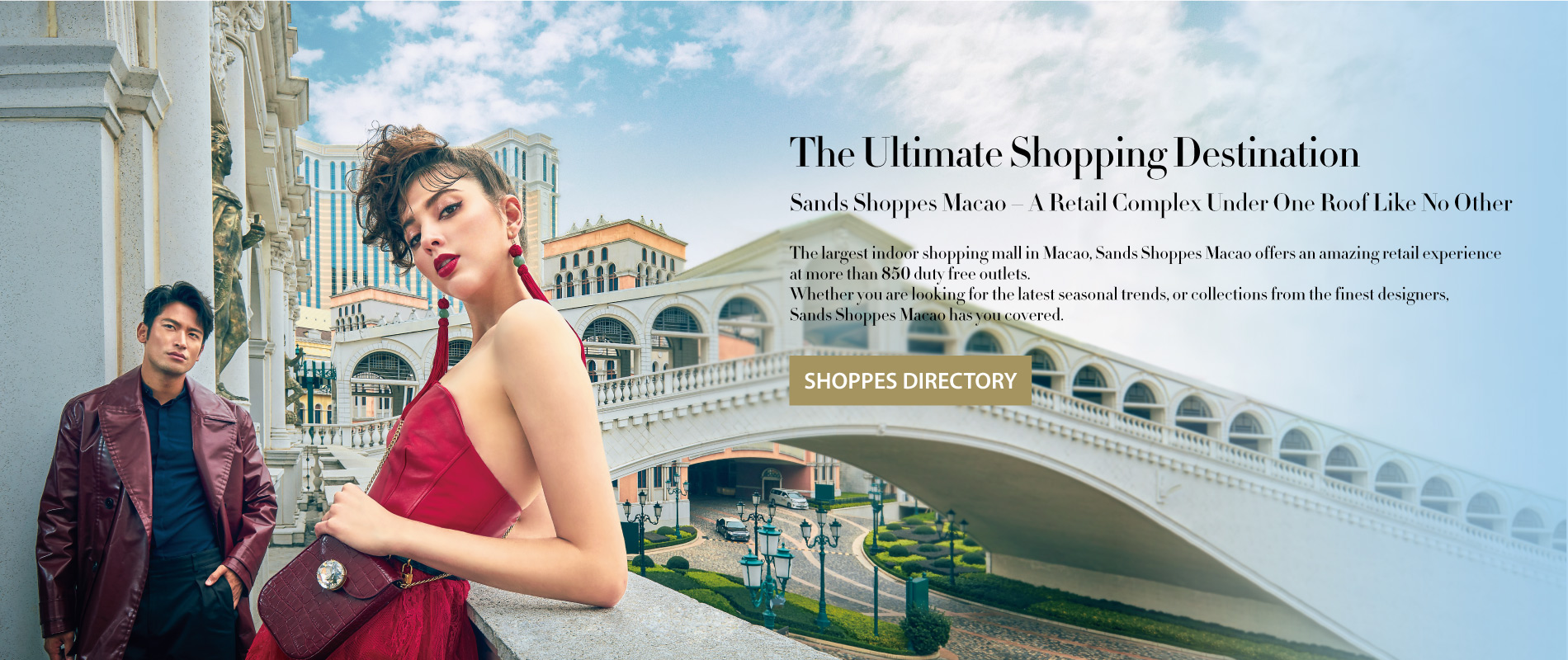 Shoppes at Venetian - Shoppes Directory