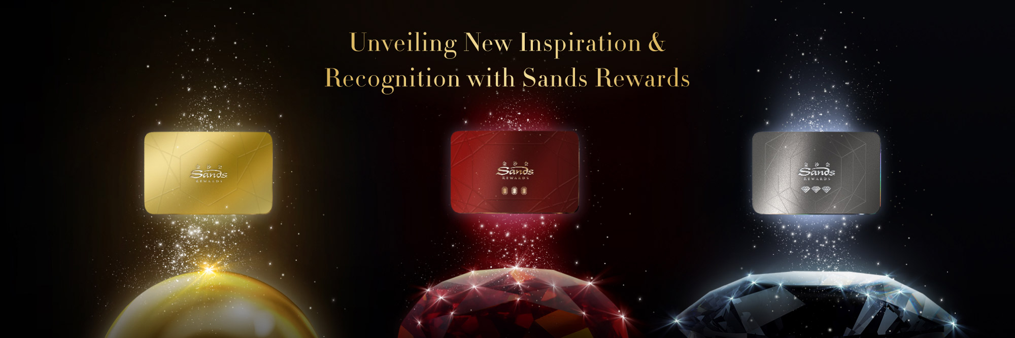 Sands Rewards New Membership Tiers