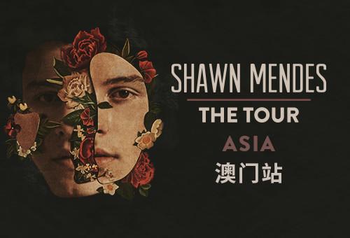 Shawn Mendes 2019亚洲巡演