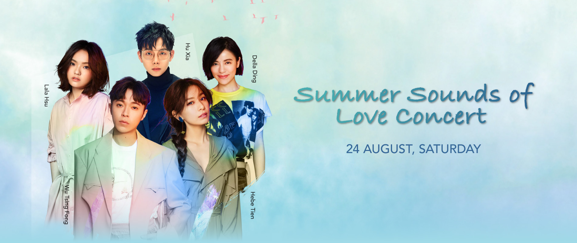 Summer Sounds of Love Concert | Entertainment | The Venetian Macao
