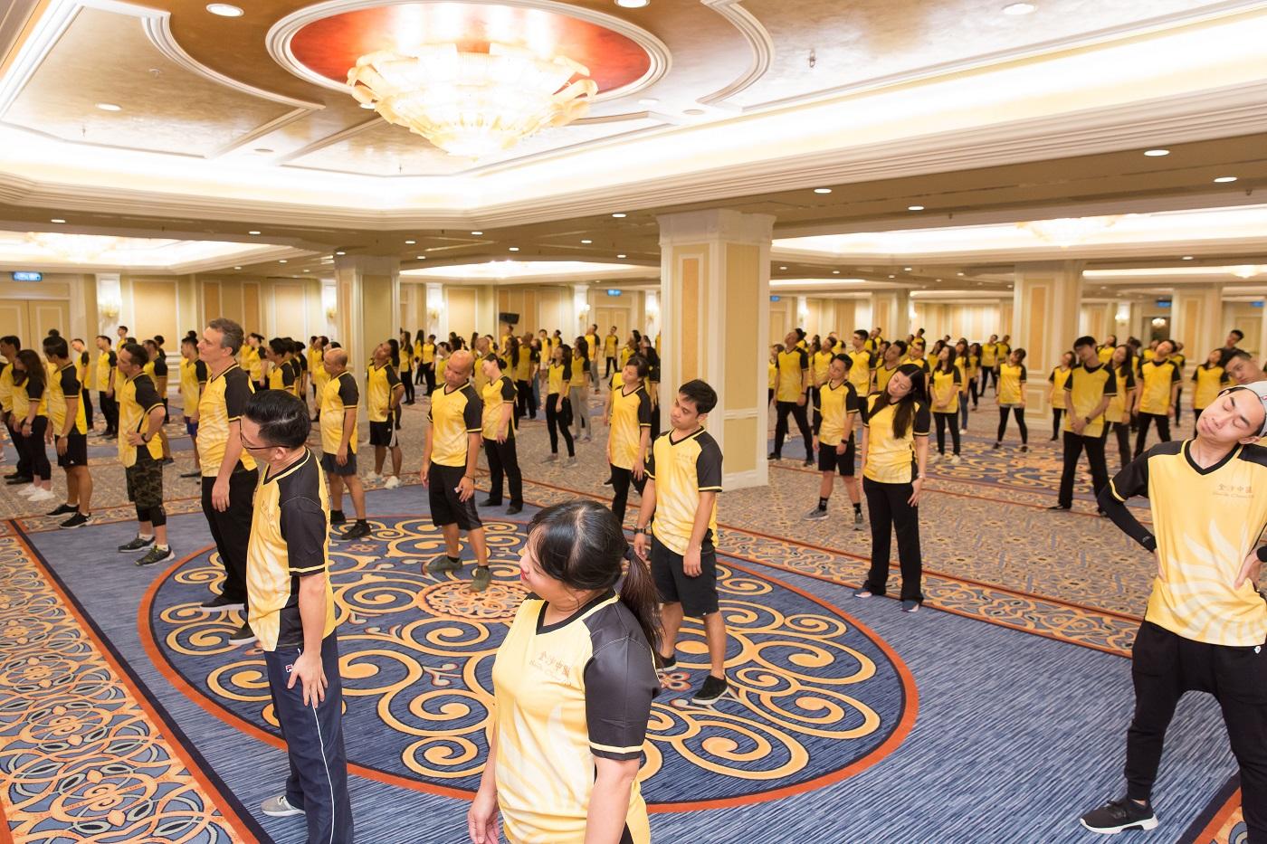 2018世界挑戰日 - 金沙中國
