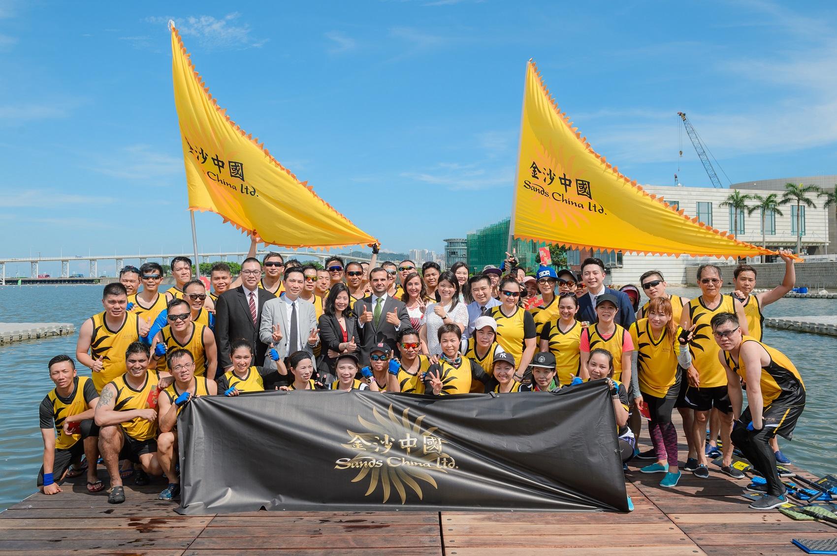 2018龙舟赛事 - 金沙中国