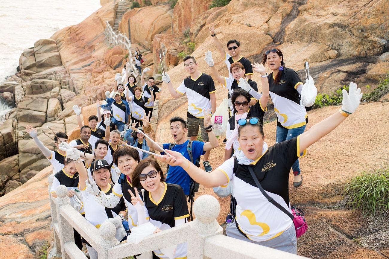 路環生態地質導賞之旅 - 金沙中國