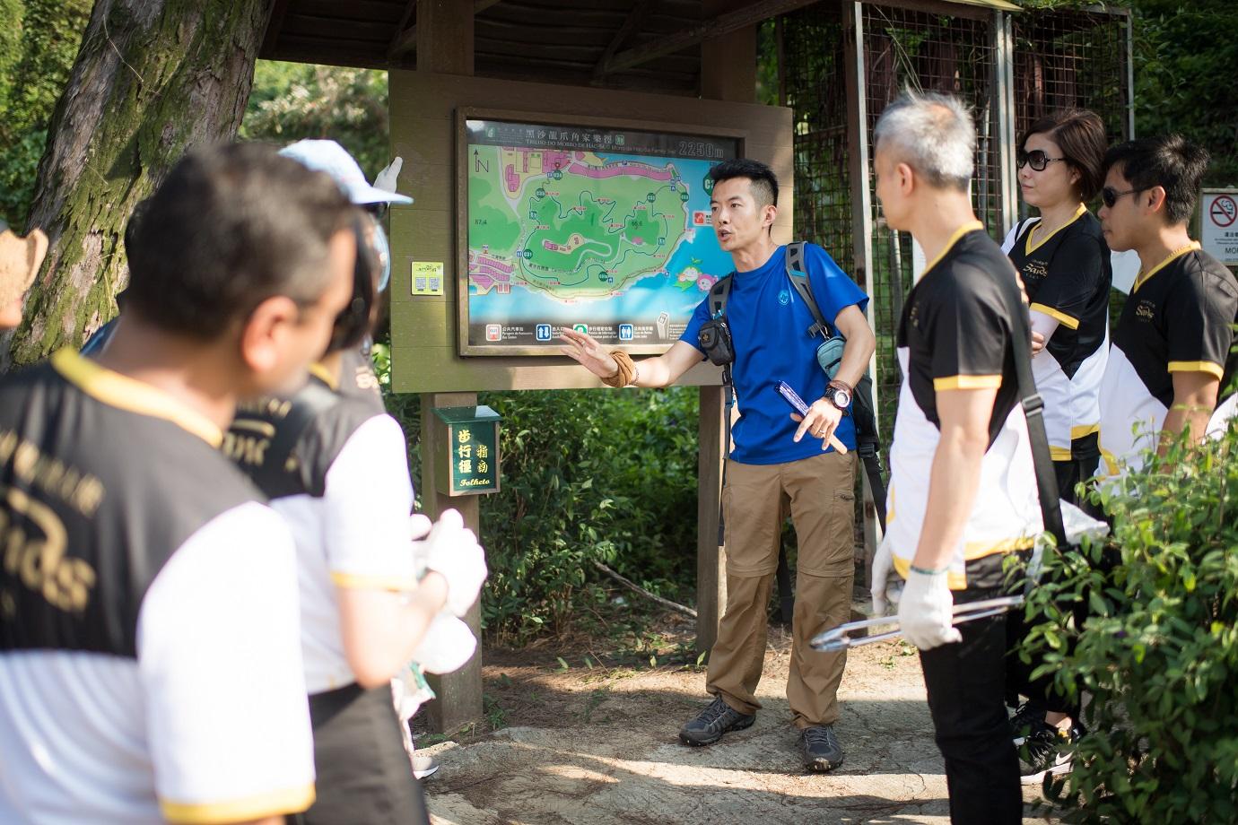 路环生态地质导赏之旅 - 金沙中国