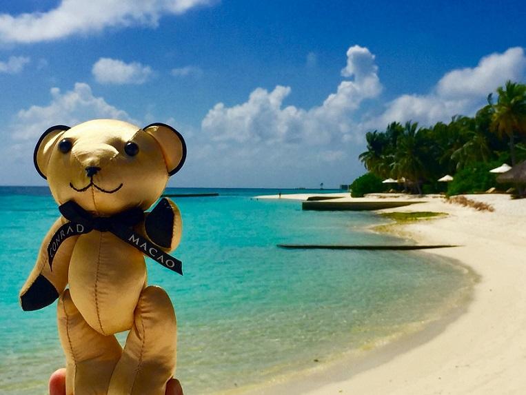 「帶著小熊去旅行2018」FACEBOOK專頁活動 - 澳門金沙大道康萊德酒店