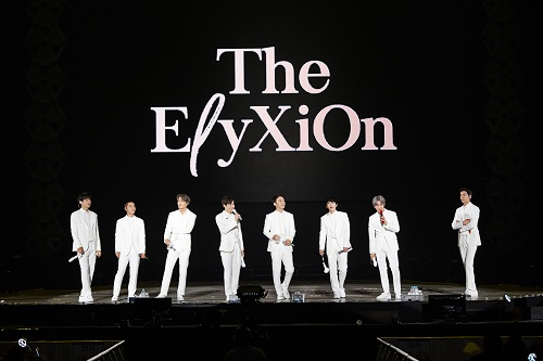 《EXO PLANET #4 – THE EℓYXION [DOT] – IN MACAO》- 澳門威尼斯人金光綜藝館