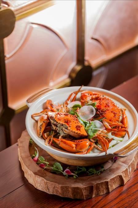「金沙厨艺」有机时令菜品 - 金沙中国