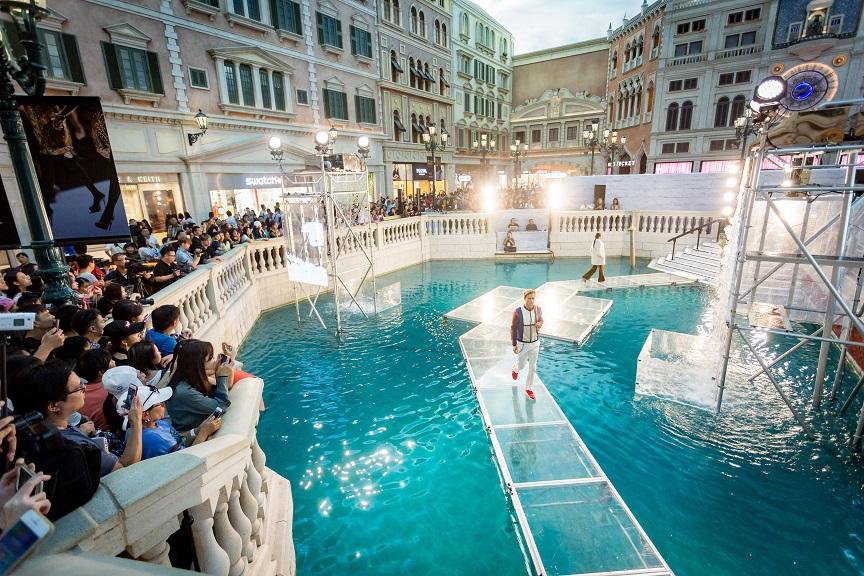 第二屆金沙澳門時裝週 - 澳門金沙度假區