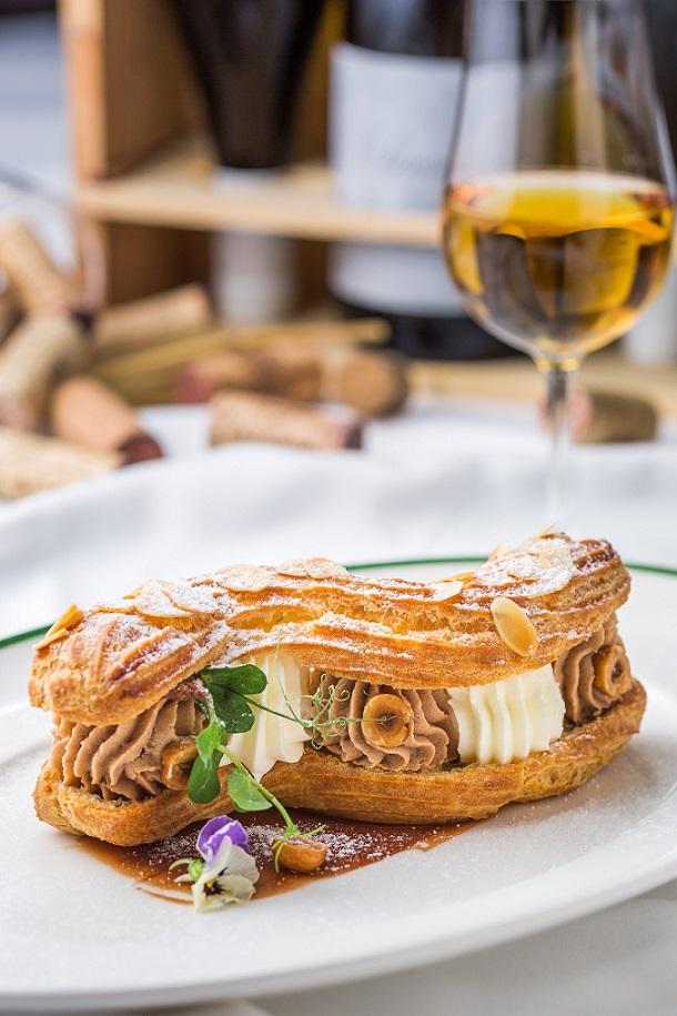 澳门巴黎人的「巴黎人法式餐厅」