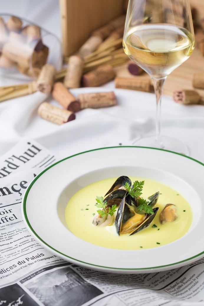 澳門巴黎人的「巴黎人法式餐廳」