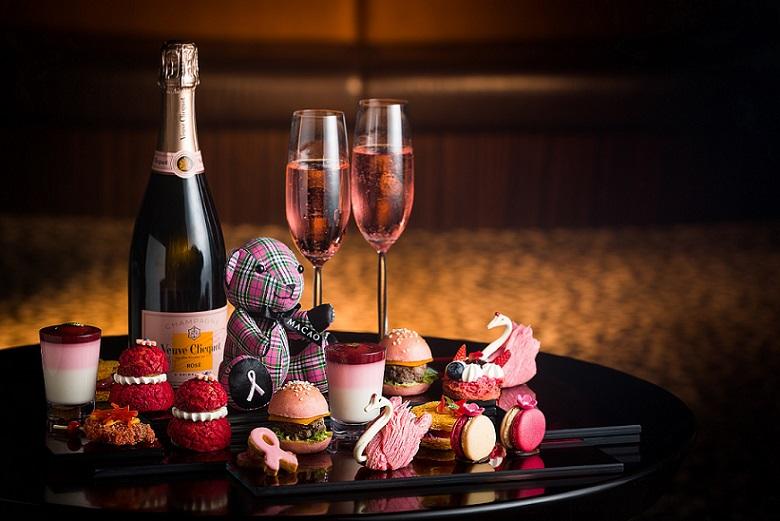 2018「粉紅革命」– 澳門金沙大道康萊德酒店
