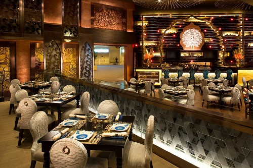 澳门威尼斯人印度餐厅「皇雀印度餐厅」
