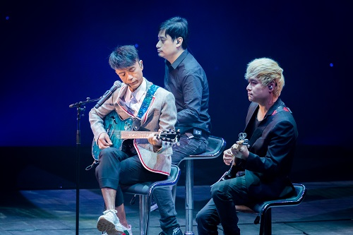EEG ALL STARS CONCERT IN MACAO DELIVERS GREATEST HITS  AT THE VENETIAN MACAO