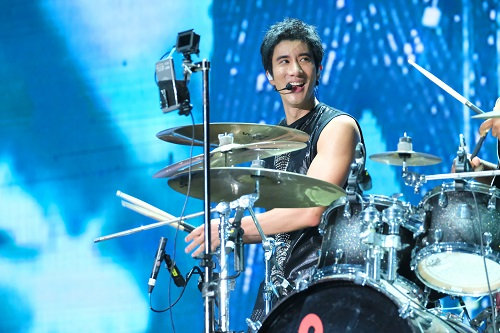 Wang Leehom Descendants of the Dragon 2060 World Tour in Macao at The Venetian Macao's Cotai Arena