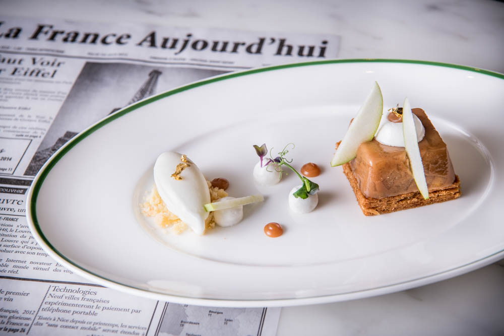 Elebrate Le French Gourmay At The Parisian Macao The