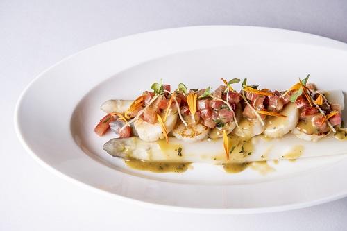 white asparagus - sands macao