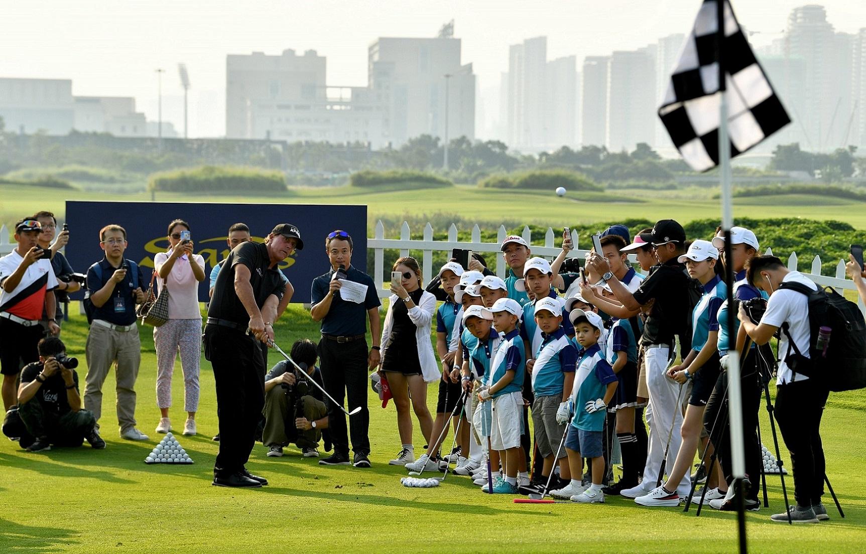 高爾夫交流會