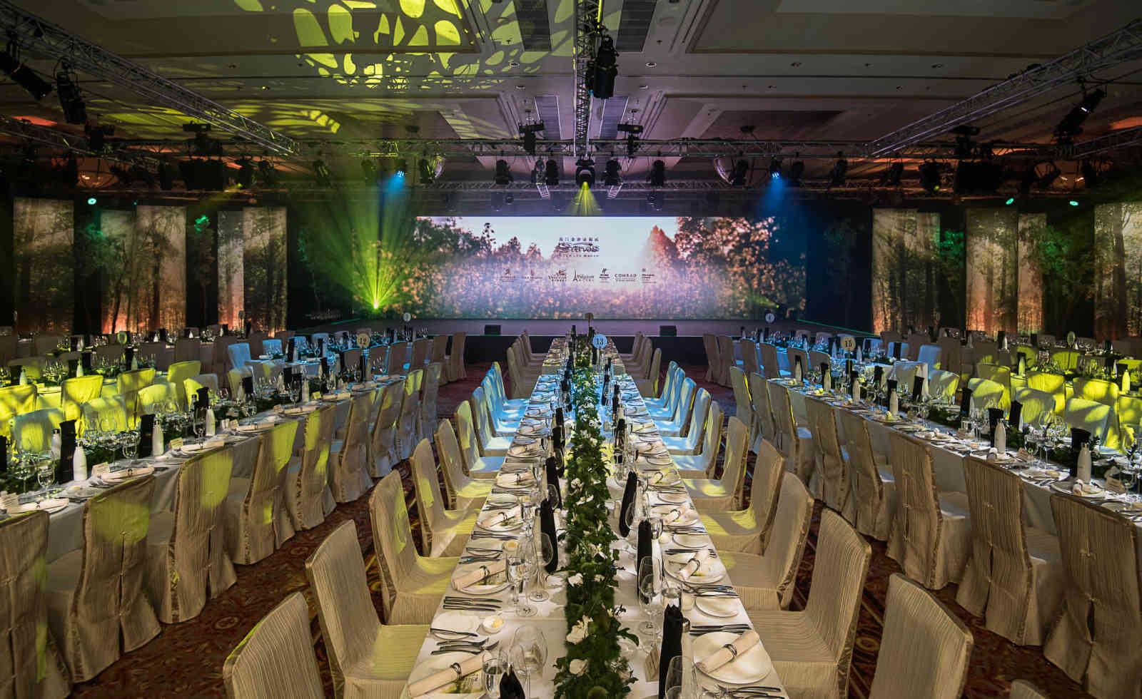 Dunhuang Ballroom, Conrad Macao