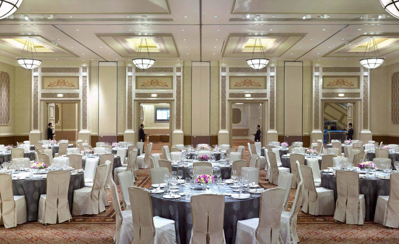Meeting room at Conrad Macao